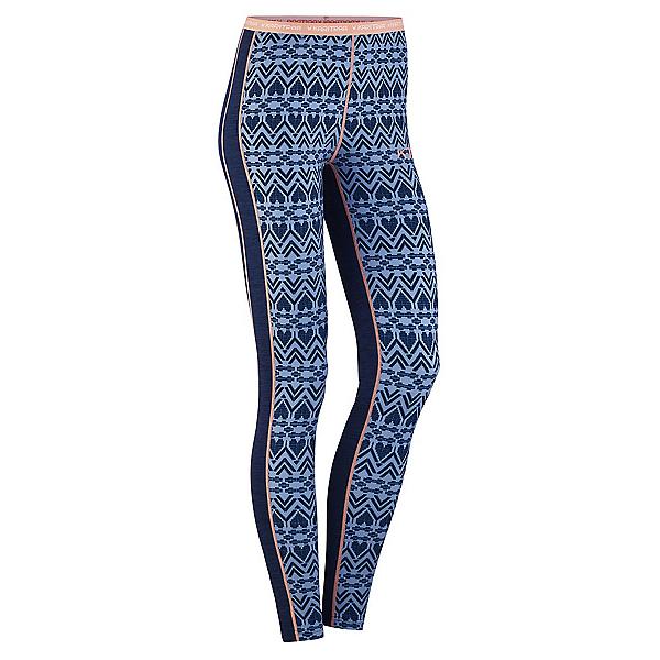 Kari Traa Lune Womens Long Underwear Pants 2020, Naval, 600
