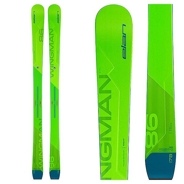 Elan Wingman 86 CTi Skis 2021, , 600