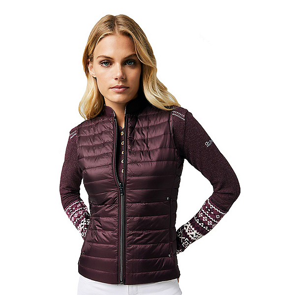 Alp-n-Rock Vivien Reversible Womens Vest, Port-Silver, 600