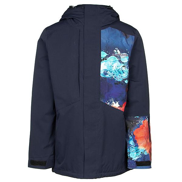 Armada Oden Mens Insulated Ski Jacket, Navy, 600