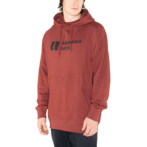 Armada Multiply Mens Hoodie, Clay, 600