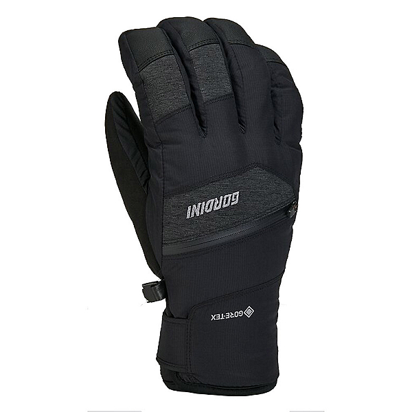Gordini Rally Gloves, Black, 600