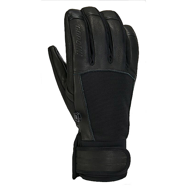 Gordini Spring Gloves 2020, Black, 600