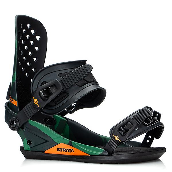 Union Strata Snowboard Bindings 2020, Camo, 600