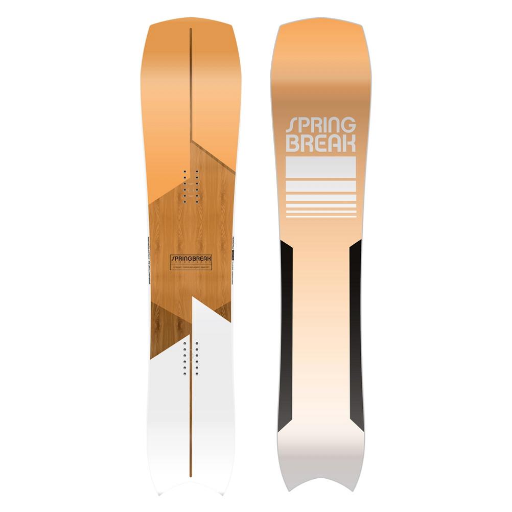 Capita Spring Break Tree Hunter Snowboard 2020 im test