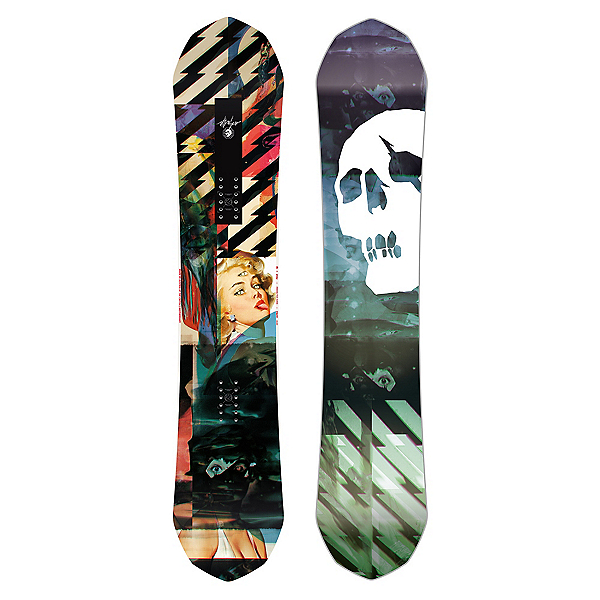 Capita Ultrafear Snowboard 2020, 153cm, 600
