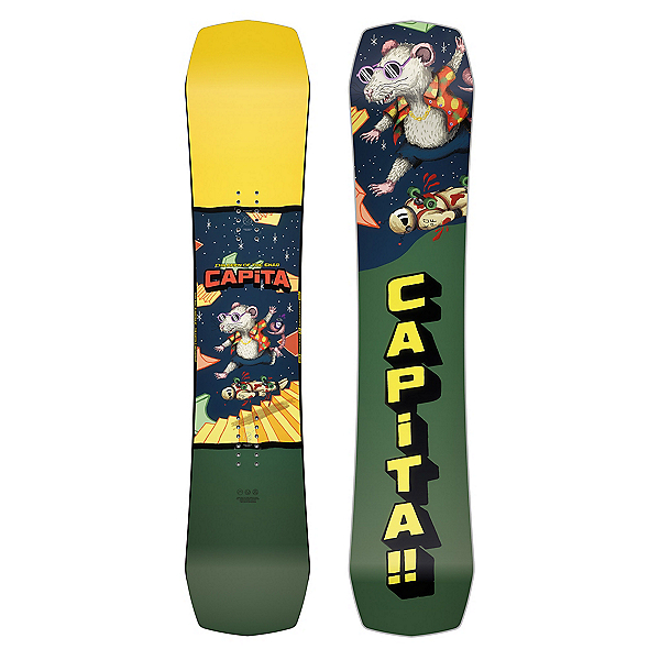 Capita Children of the Gnar Boys Snowboard 2020, , 600