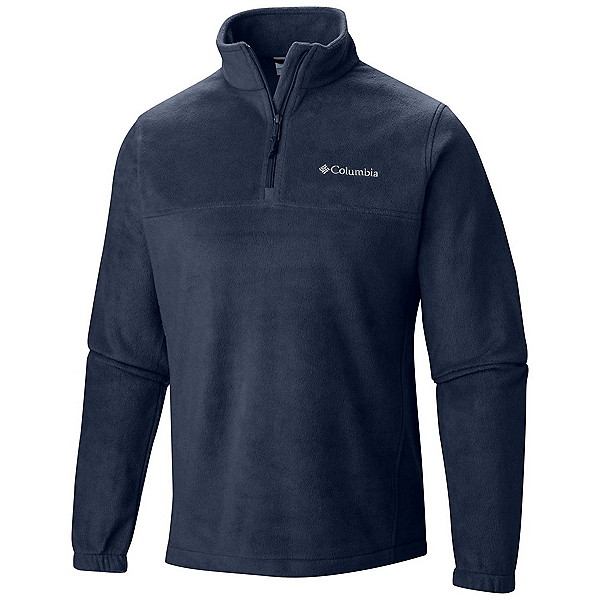 Columbia Steens Mountain Half Zip Fleece Mens Mid Layer, Collegiate Navy, 600