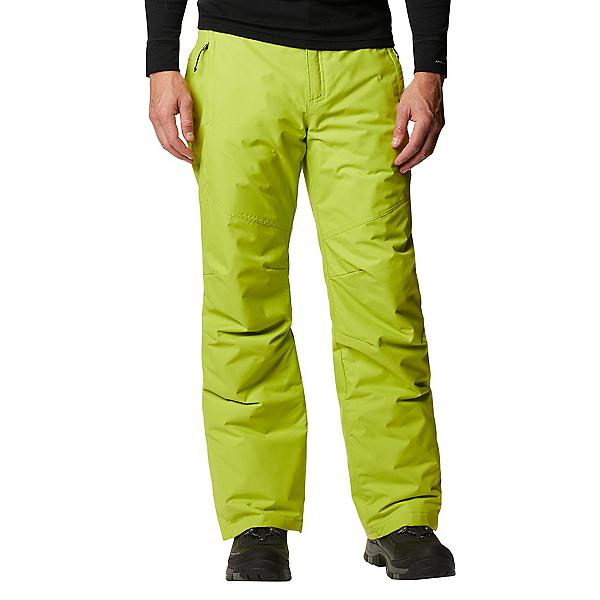 Columbia Bugaboo IV Mens Ski Pants 2021 2022, Bright Charteuse, 600