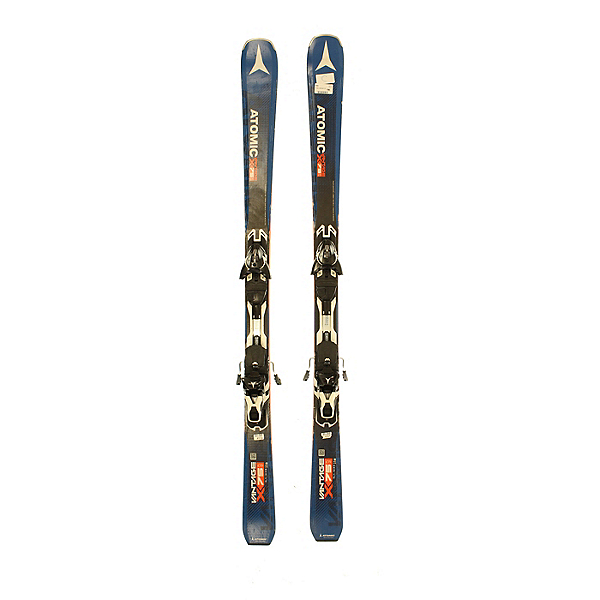 Used 2018 Atomic Vantage X 75 CTI Skis with XT 12 Bindings (C Cond.), , 600