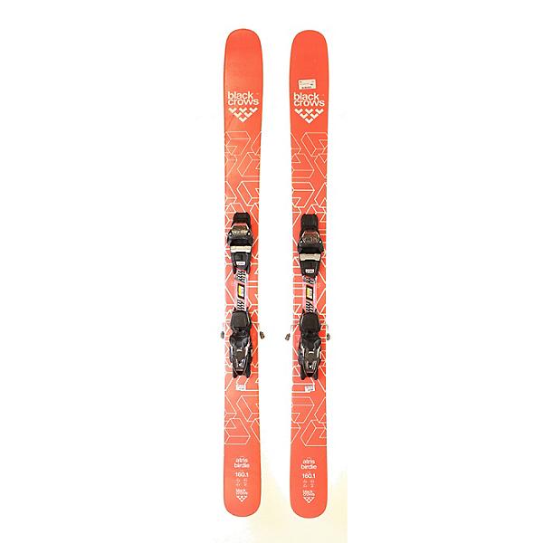 Used 201Black Crow Atris Birdie Skis with Marker Bindings (A Cond.), , 600