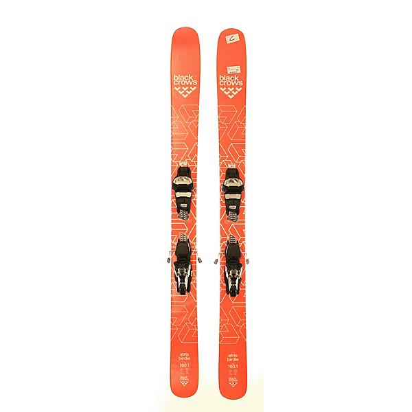 Used 2018 Black Crow Atris Birdie Skis with Marker Bindings (C Cond.), , 600