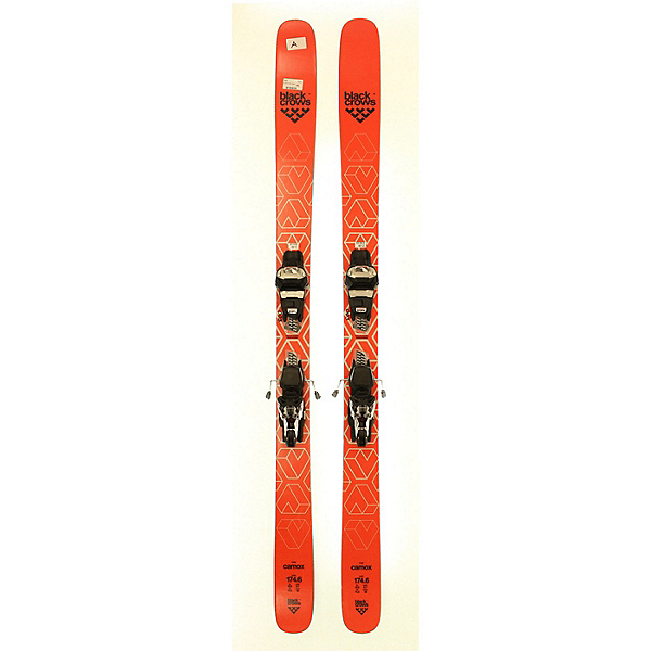 Used 2019 Black Crows Camox Skis with Marker Bindings (A Cond.), , 600