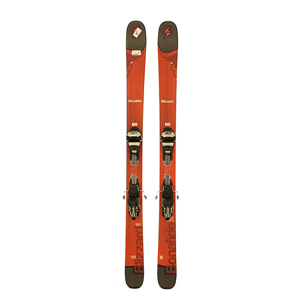 Used 2017 Blizzard Bonfide with Griffon Bindings (C Condition), , 600
