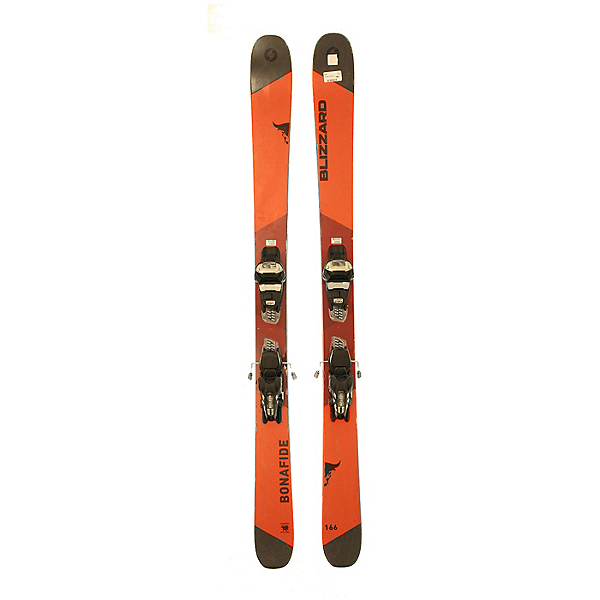 Used 2019 Blizzard Bonafide with Griffon Bindings (C Condition), , 600