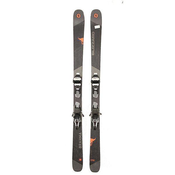 Used 2019 Blizzard Brahma with Marker Bindings (C Condition), , 600