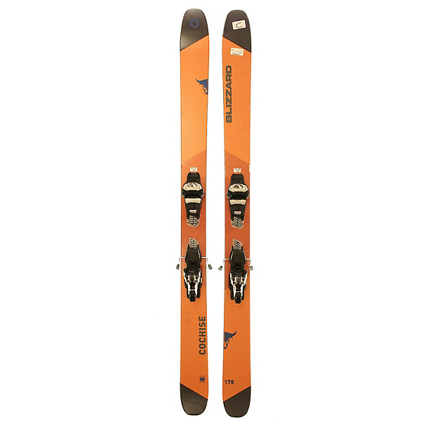 Used 2019 Blizzard Cochise with Marker Bindings (C Condition), , 600