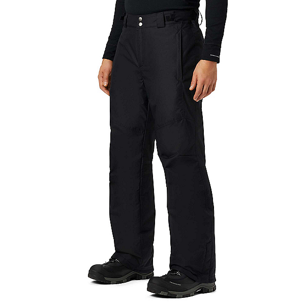 Columbia Bugaboo IV Big Mens Ski Pants 2021, Black, 600