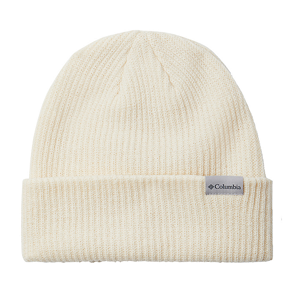 Columbia Lost Lager Beanie Hat, Chalk, 600