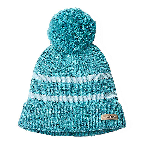Columbia Auroras Lights Kids Hat, Geyser-Spray, 600