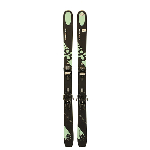 Used 2019 Kastle FX95 with Attack K13 Bindings (A Condition), , 600