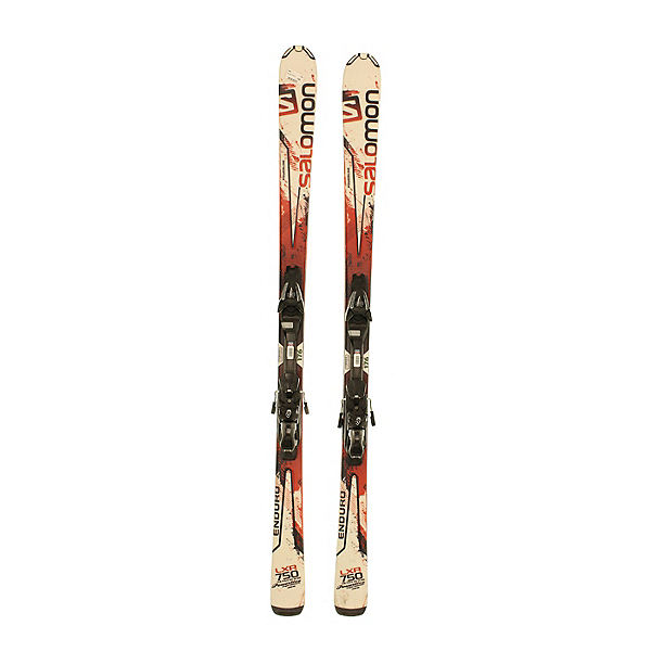 Used 2014 Salomon Enduro LXR 750 Skis with Bindings (A Condition) Skis, , 600