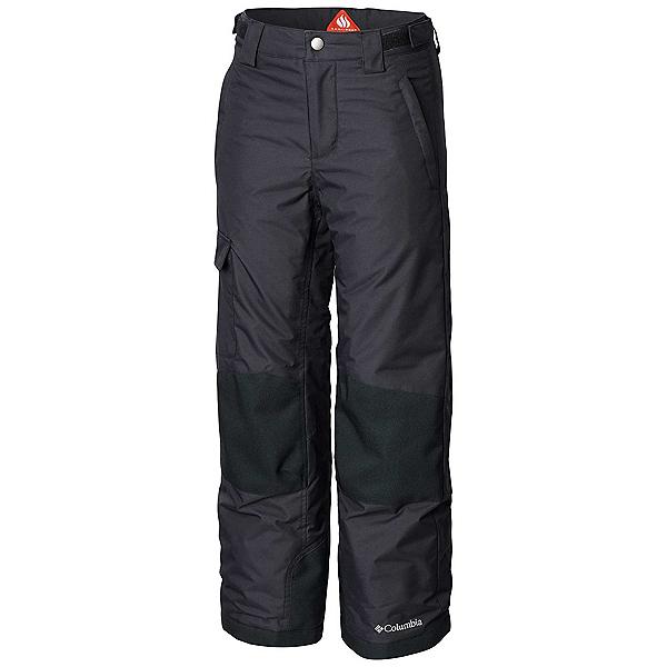Columbia Bugaboo II Kids Ski Pants 2021 2022, Black, 600