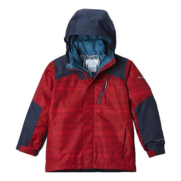 Columbia Whirlibird II Interchange Boys Ski Jacket 2020, , 600
