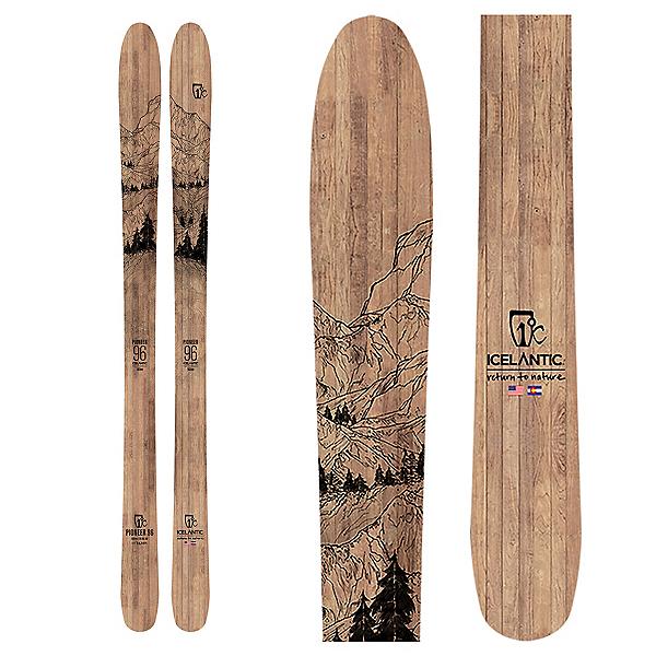 Icelantic Pioneer 96 Skis 2020, , 600