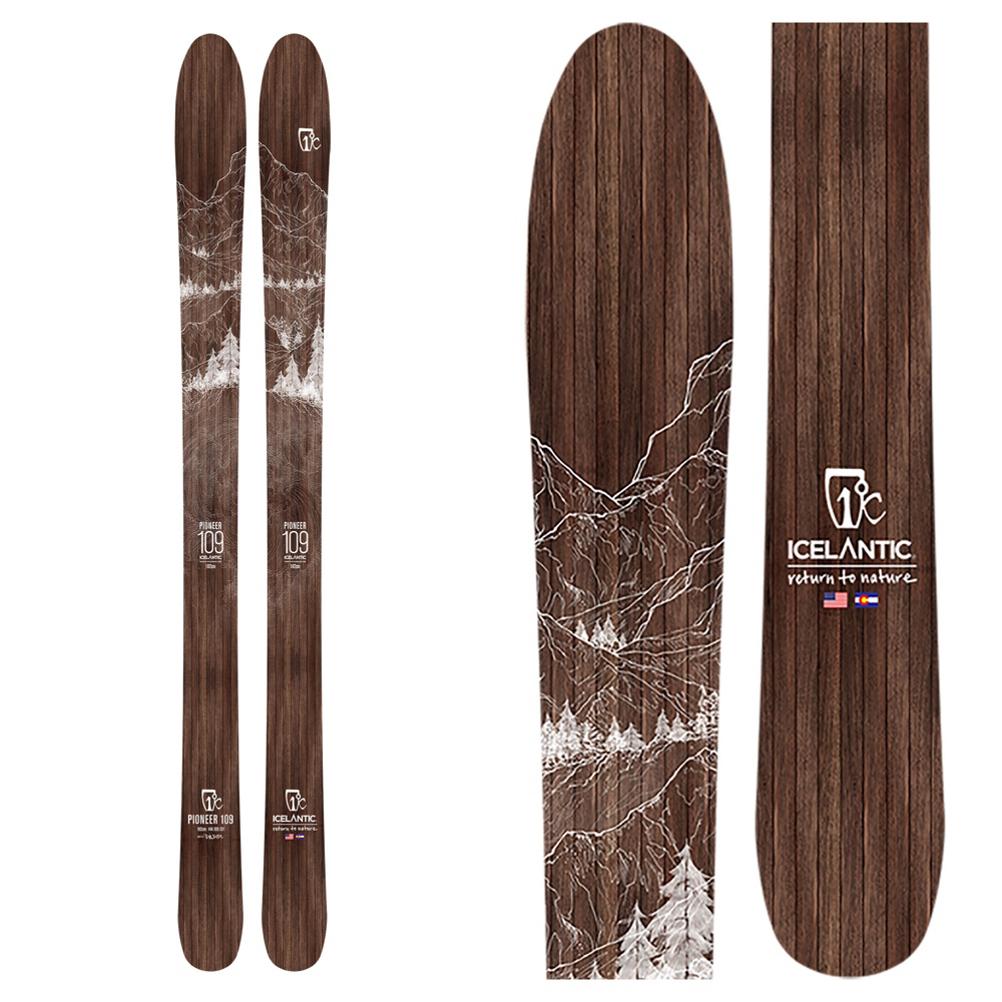 Icelantic Pioneer 109 Skis