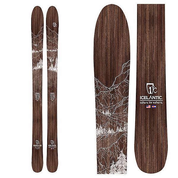 Icelantic Pioneer 109 Skis 2020, , 600