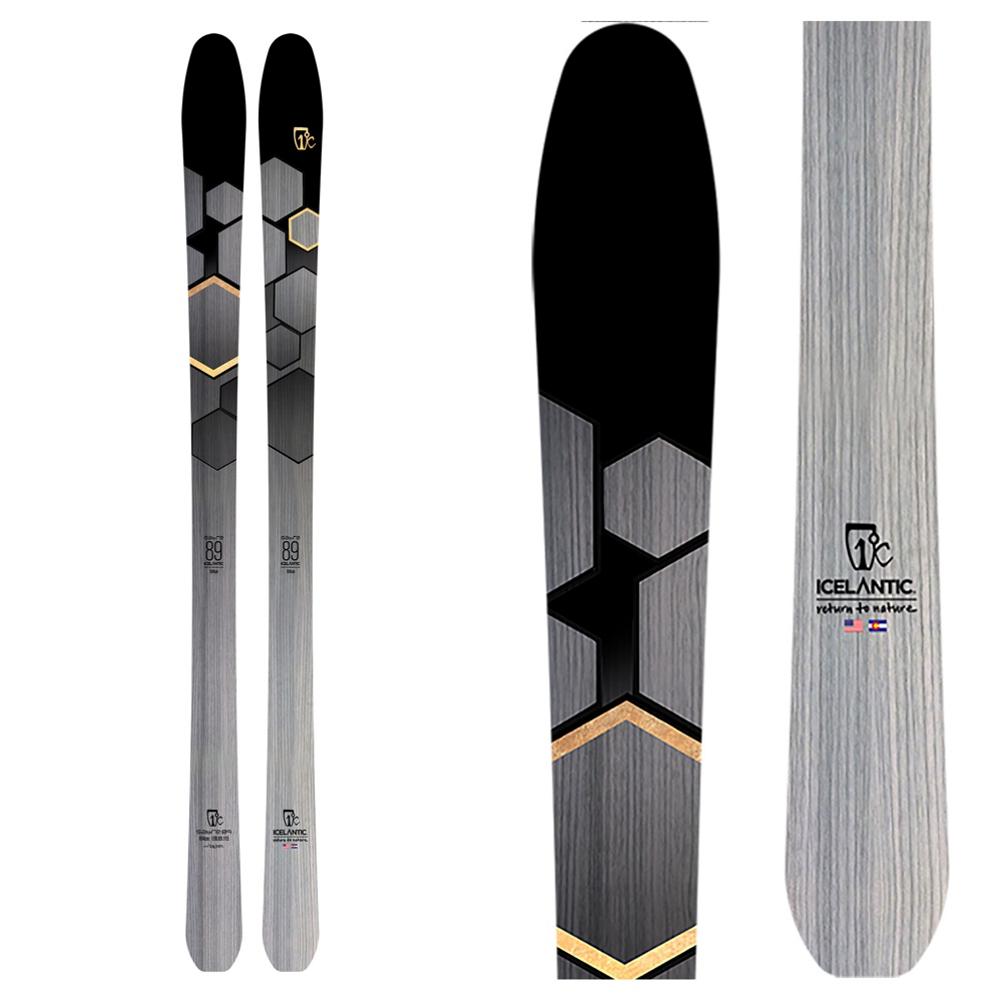 Icelantic Sabre 89 Skis
