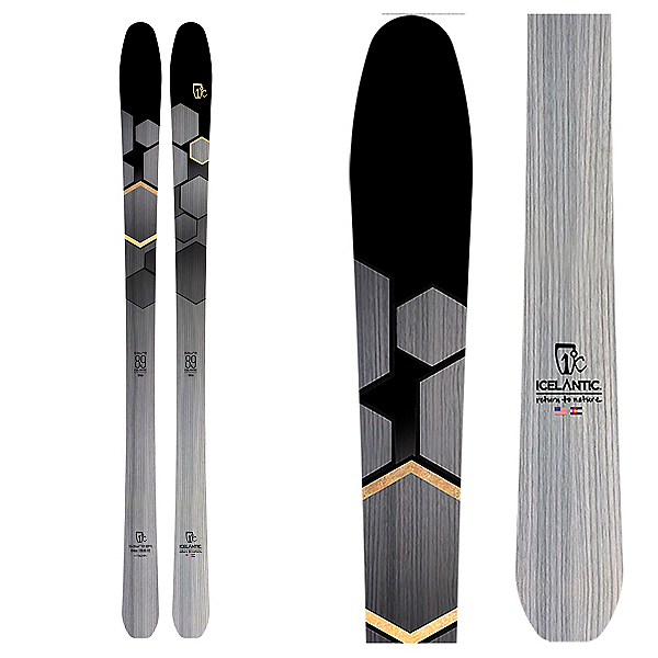Icelantic Sabre 89 Skis 2020, , 600