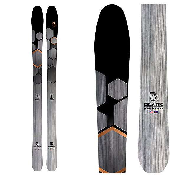 Icelantic Sabre 99 Skis 2020, , 600