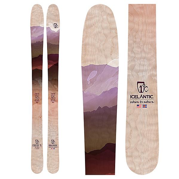 Icelantic Riveter 95 Womens Skis 2020, , 600