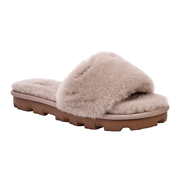 UGG Cozette Womens Slippers, Oyster, 600