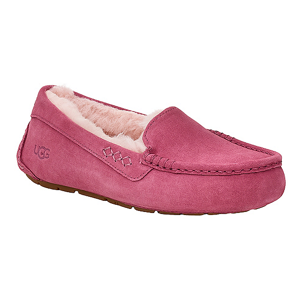 UGG Ansley Womens Slippers, Bougainvillea, 600