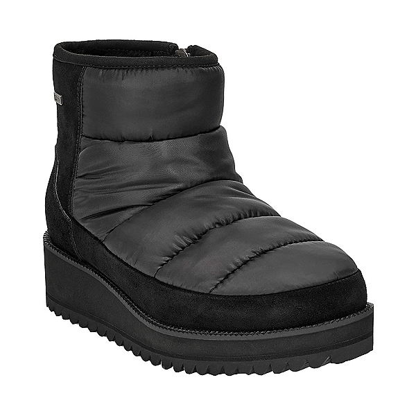 UGG Ridge Mini Womens Boots, Black, 600