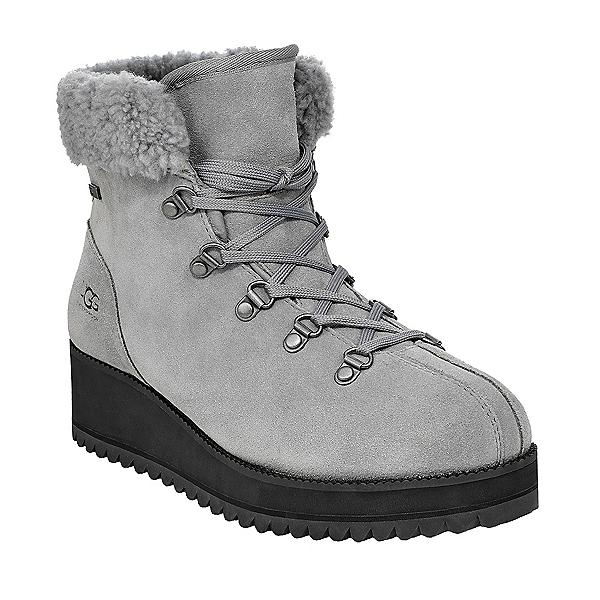 UGG Birch Lace-Up Shearling Womens Boots, , 600
