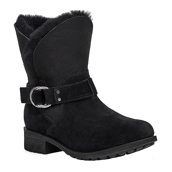UGG Bodie Womens Boots, Black, 600