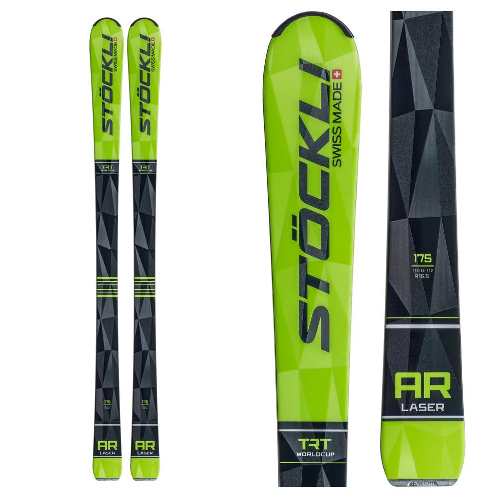 Stockli Laser AR Skis