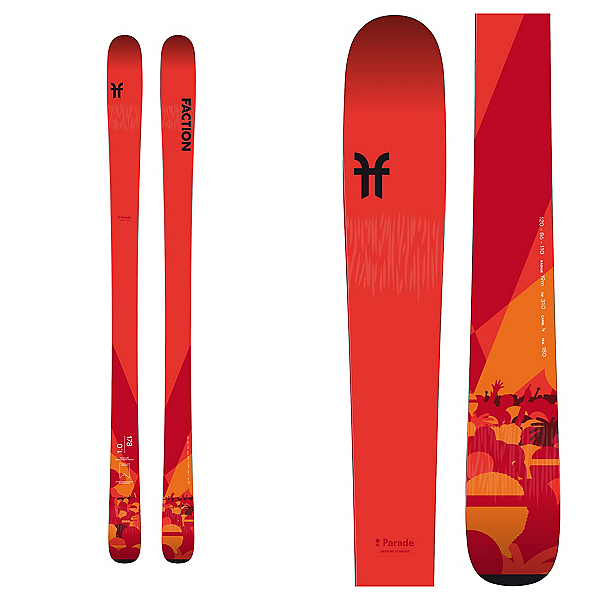 Faction Chapter 1.0 Skis 2020, , 600