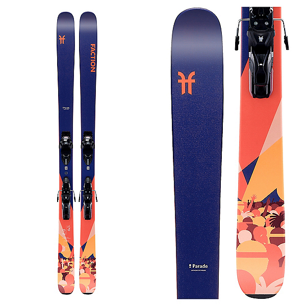 Faction Chapter 2.0 Skis 2020, , 600