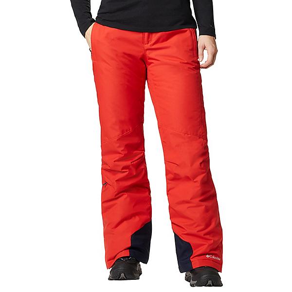 Columbia Omni-Heat - Short Womens Ski Pants 2021, Bold Orange, 600