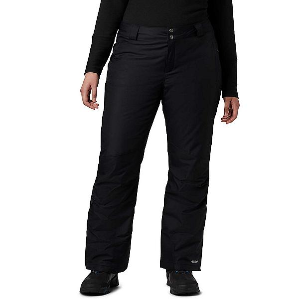 Columbia Bugaboo Omni-Heat Plus Womens Ski Pants, Black, 600