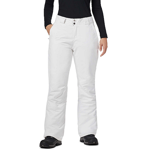 Columbia On the Slope II Womens Ski Pants, White, 600