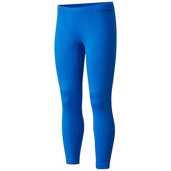 Columbia Midweight Tight 2 Kids Long Underwear Bottom 2020, Super Blue, 600