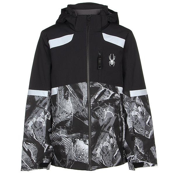 Spyder Kitz Boys Ski Jacket 2020, Frozen In Time, 600