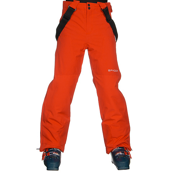 Spyder Guard Side Zip Kids Ski Pants, , 600