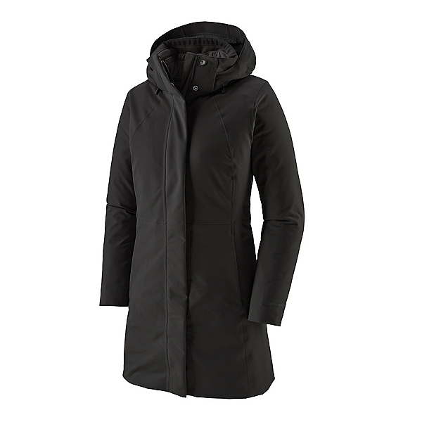 Patagonia Tres 3 in 1 Womens Jacket, Black, 600